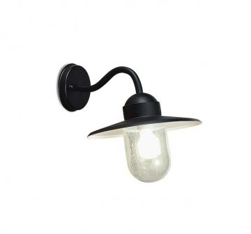 Triton Exterior Wall Light
