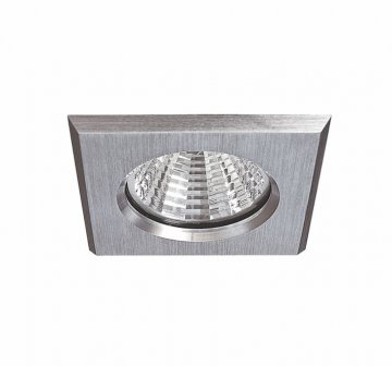 Mica Square Recessed Fixed Downlight