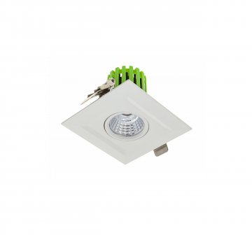 Smart Tilt Square Recessed Downlight